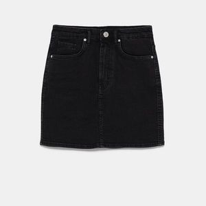 NWT Zara Denim Skirt